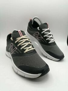 New Balance 713 Black & Pink Trainers - UK Size 7