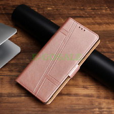For One Plus 8/8 Pro MagneticLuxuryPULeatherCardWalletFlipCaseCover