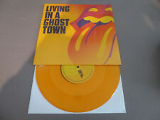 "THE ROLLING STONES - Living In A Ghost Town - 10"" ltd.orange Vinyl / Neu"