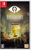 New Nintendo Switch LITTLE NIGHTMARES - LITTLE NIGHTMARE - Deluxe Edition