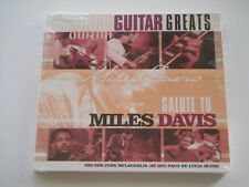 Guitar Greats - Salute To Miles Davis CD GEORGE BENSON PACO DE LUCIA L. CORYELL
