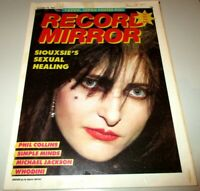 Record Mirror Dec 18, 1982/Phil Collins/Simple Minds/Anti-Nowhere League/Japan