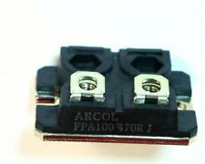 1 x Arcol FPA100-47 Resistor, Thick Film, Power, Flatpack, 100 Watt, 5%, 470 Ohm