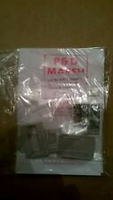 P&D Marsh N Gauge N Scale B14 Station Bookstall With Posters White Metal Kit