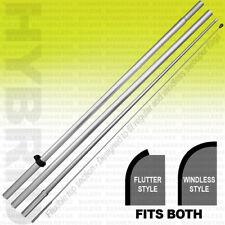 Swooper Flag Pole Hybrid For Flutter Or Windless Flag No Spike