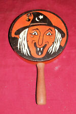 Vintage Kirchhof Halloween Noise Maker Old Kids Trick or Treat Party Collectible
