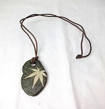 Tsugano Maple Leaf (Momiji) Pendant