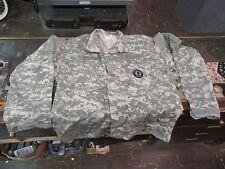 Texas State Digital Camo Shirt/Jacket Large Long 8415-01-519-8607 Nato 8090/0414