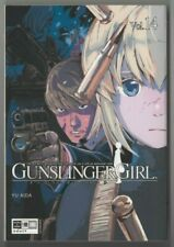 ++ Gunslinger Girl Band 14 Manga deutsch (Yu Aida) ++