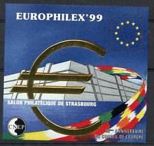 STAMP / TIMBRE FRANCE NEUF BLOC FEUILLET C.N.E.P.  N° 29 * EUROPHILEX 99