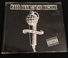 Rage Against The Machine. Bulls On Parade. CD single. 1996. 2 Tracks.Evil Empire