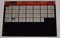 Microfich Parts Catalog Mariner Outboards Magnum 10 A2 Marathon T28 Electric D4
