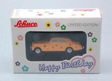 Piccolo Rolls Royce Silver Cloud Happy Birthday 2017 5.cm  Model 5176 SCHUCO