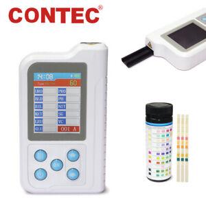 Rechargeable Bluetooth Urine Analyzer+ 11 parameter Test strip 100pcs Urinalysis