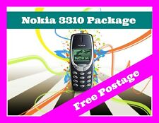~ AS NEW ~ Dark Blue Nokia 3310 Mobile Cell Phone | 100% Unlocked