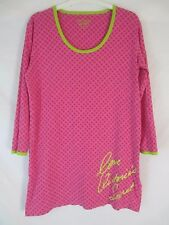 bbdd4439e7 New ListingVictoria s Secret Pink Stars Sleep Shirt Night Gown Pajamas - Women s  M - GG146