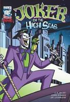 Joker on the High Seas (DC Super-villains) by Bright, J.E., NEW Book, FREE & Fas