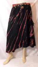 FAIR TRADE GRINGO HIPPY BOHO ETHNIC HIPPIE FESTIVAL SKIRT FROM INDIA XL