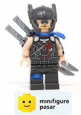 sh412 Lego Marvel Super Heroes Thor Ragnarok 76088 - Thor Minifigure w Sword New