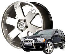 CERCHI IN LEGA 6x 9x22 JEEP GRAND CHEROKEE WH 2005-2010 CERCHIONI Alufelge Cerchione wheels