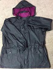 Stearns Drywear Ladies Sz L Waterproof Wind Black Sailing Rain Jacket