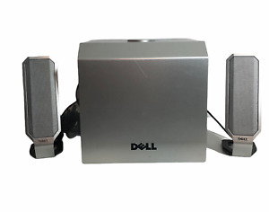 Dell A525 Computer Speakers 2.1 System With Subwoofer For PC Zylux Media