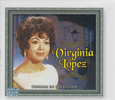 CD - Virginia Lopez NEW Tesoro De Coleccion 3CD - FAST SHIPPING !