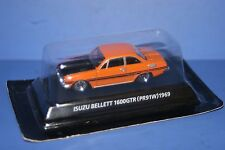 ISUZU BELLETT 1600GTR (PR91W) 1969 Orange KONAMI JAPAN 1/64