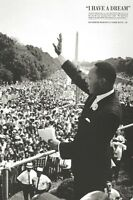 PHOTO ART PRINT - Martin Luther King : I Have a Dream