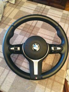 Volante originale BMW m sport completo di airbag come   Nuovo!!