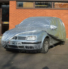 VW Golf Mark 2, 3 & 4 Breathable Car Cover, from the years 1983 to 2004