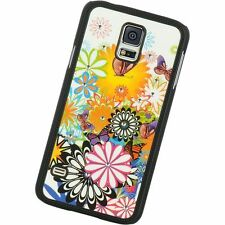 Silicone/Gel/Rubber Glossy Fitted Cases for Samsung Galaxy S5