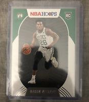 2020-21 Panini NBA Hoops Aaron Nesmith RC Rookie Card #202 Boston Celtics
