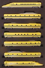 N SCALE TOMIX 92430 JR 923 J.R. ELECTRICTY & TRACK INSPECTION CARS DOCTOR YELLOW