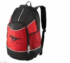 RARE LICENSED BRAND NEW FORD MUSTANG PONY LOGO BOOK BAG BACKPACK!