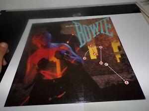 david bowie lets dance vinyl lp