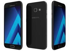 Samsung Galaxy A3 (2017) SM-A320F 4G LTE 16GB Smartphone - Black Single Sim