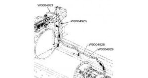 W0004928- Hise Asm- Transmission Inlet Cooler Outlet