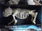 Skeleton dog bones Halloween decoration prop