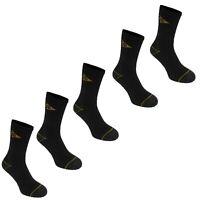 Dunlop Mens Work Sock 5 Pack Boot Socks