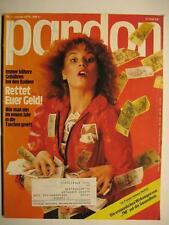 PARDON 1978 NR. 1 JANUAR - PARODIE - SATIRE