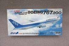 Doyusha 1/100 Boeing 767-200 with ANA, AA and Ansett Australia decals