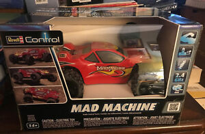Revell Mad Machine 55-3969 & Radio Controller 2.4GHZ Brand New In Box