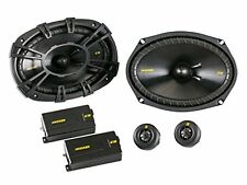 "KICKER 40CSS694 CAR STEREO 6X9, 6"" X 9"" CS 450W COMPONENT SPEAKER SYSTEM CSS694"
