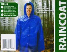 Abrigos y chaquetas de mujer sin marca color principal azul