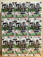 2020 PANINI DONRUSS NFL FOOTBALL HOLIDAY BLASTER BOX HERBERT CHRISTMAS RC PRIZM