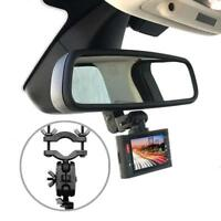 Pruveeo Dash Cam Mount for 99% and GPS, Car Rearview Mirror Kit