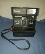POLAROID ONE STEP FLASH -Untested- Good Used Condition
