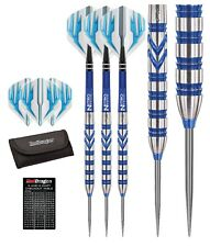 GERWYN PRICE TUNGSTEN DARTS SET Red Dragon™ Dart Stems, Flights & Case, 24 gram