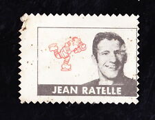 1969-70 O-PEE-CHEE STAMPS JEAN RATELLE